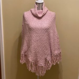 Rue 21 winter poncho